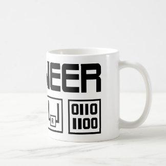 engineer icon mug