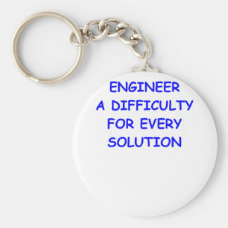 engineer keychain