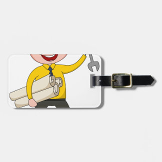 Engineer Luggage Tag