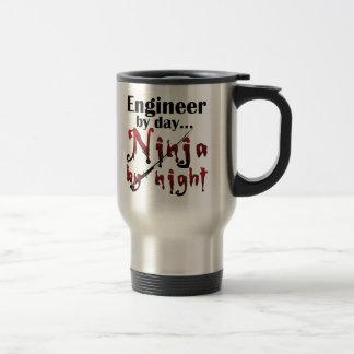 Engineer Ninja Travel Mug