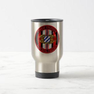 Engineer OEF 3rd ID Travel Mug