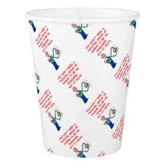 engineer paper cup