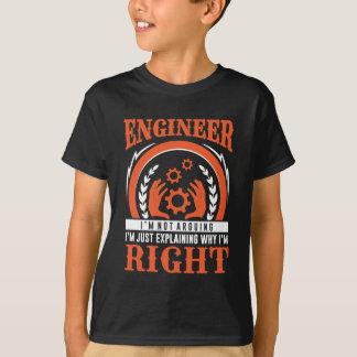 Engineer Right T-Shirt