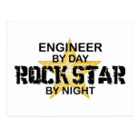 Engineer Rock Star by Night