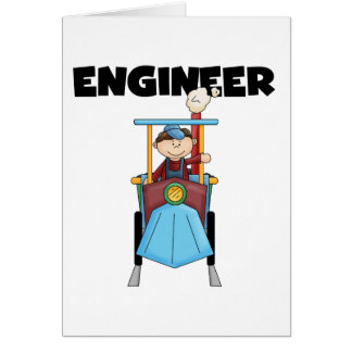 ENGINEER T-shirts and Gifts Card