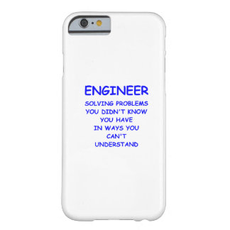 engineering barely there iPhone 6 case