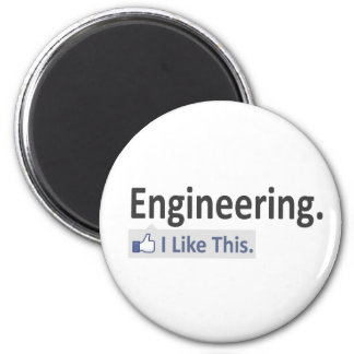 Engineering...I Like This Magnet