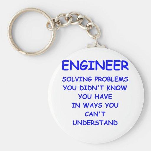 engineering keychains