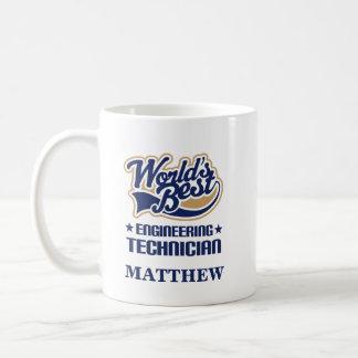 Engineering Technician Personalized Mug Gift