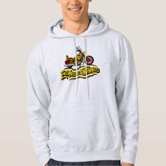 Engineers and Machinists Motorcycle Hoodie