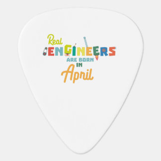 Engineers are born in April Zjz85 Pick