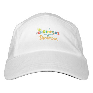 Engineers are born in December Z6r6a Hat