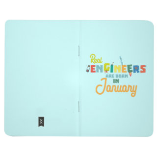Engineers are born in January Zn619 Journal