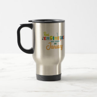 Engineers are born in January Zn619 Travel Mug