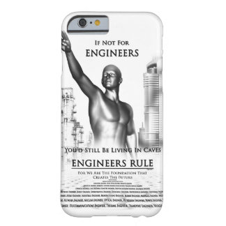 Engineers Rule Barely There iPhone 6 Case