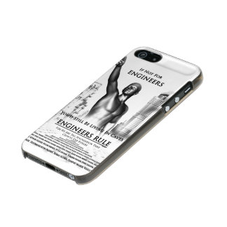Engineers Rule Incipio Feather® Shine iPhone 5 Case