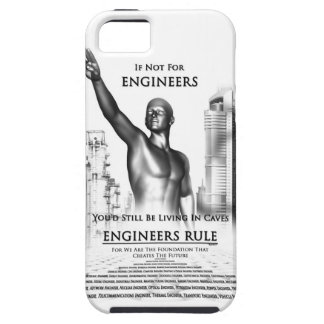 Engineers Rule iPhone 5 Case