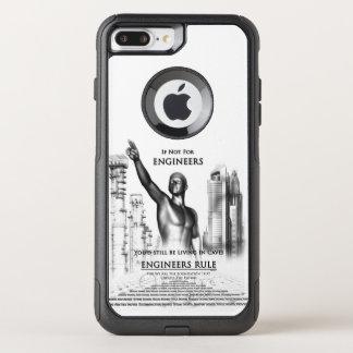 Engineers Rule OtterBox Commuter iPhone 8 Plus/7 Plus Case