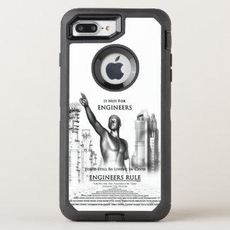 Engineers Rule OtterBox Defender iPhone 8 Plus/7 Plus Case