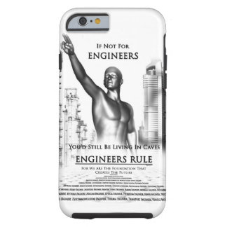 Engineers Rule Tough iPhone 6 Case