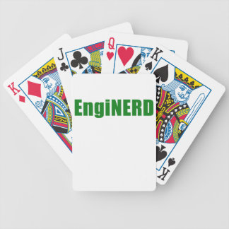 Enginerd Bicycle Playing Cards
