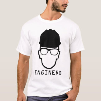 Enginerd engineering nerd shirt