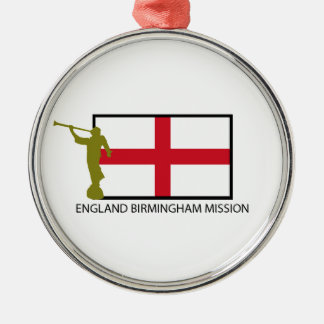 ENGLAND BIRMINGHAM MISSION LDS CTR METAL ORNAMENT