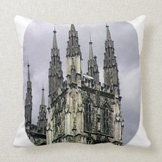 England Canterbury Church Spirals o jGibney The MU Pillow