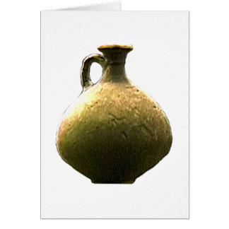 England Canterbury Roman Artifact Pottery 1 The MU Card