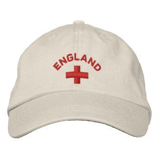 England Cap - English red cross flag