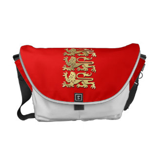 England - Coat of Arms Commuter Bags