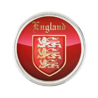 England - Coat of Arms Lapel Pin