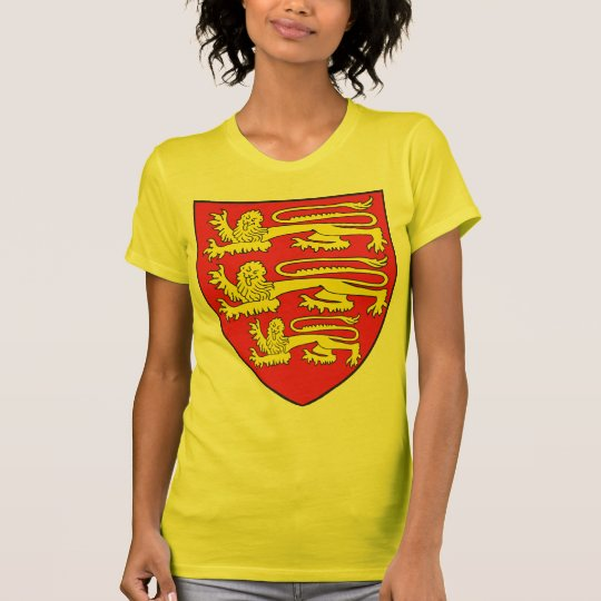 England Coat of Arms T-shirt