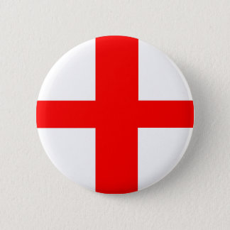 england country flag long symbol english name text 2 inch round button