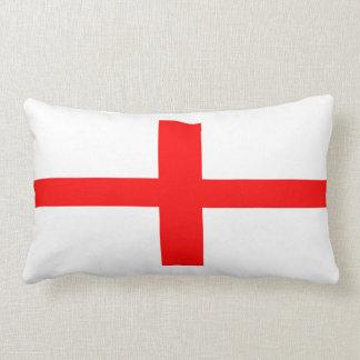 england country flag long symbol english name text lumbar pillow