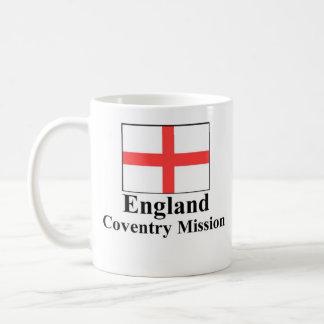 England Coventry Mission Mug