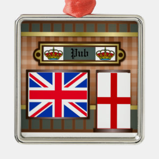 England Decoration London Pub Ornament