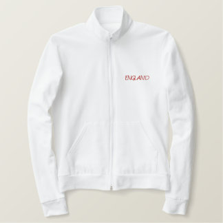 England Embroidered Jacket