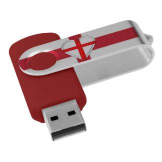 England English Flag USB Flash Drive