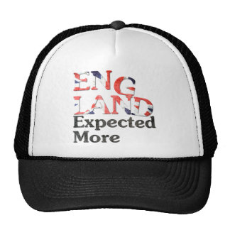 England Expected More Trucker Hat