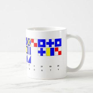 England Expects Mug