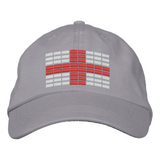 England Flag Embroidered Hat 2