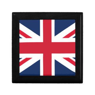 England flag gift box