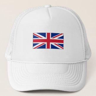 England FLAG International Trucker Hat