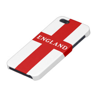England Flag iPhone 5 Cover
