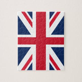 England flag jigsaw puzzle