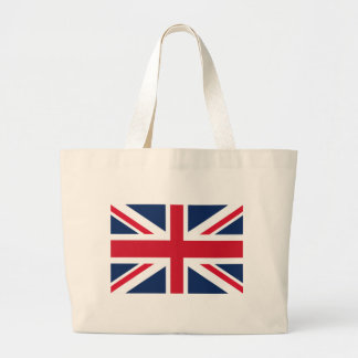England flag large tote bag