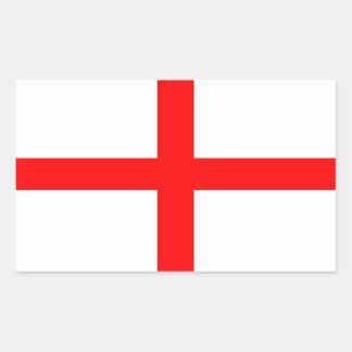 England Flag of St George Sticker