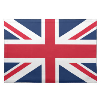 England flag placemat