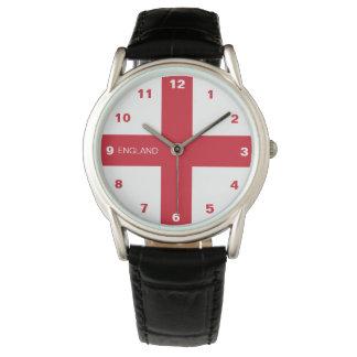 England Flag Watch